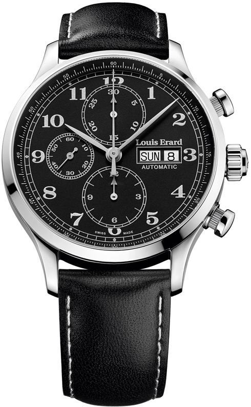 Наручные часы Louis Erard 1931 Day Date Chronograph 78225 AA22.BVA02