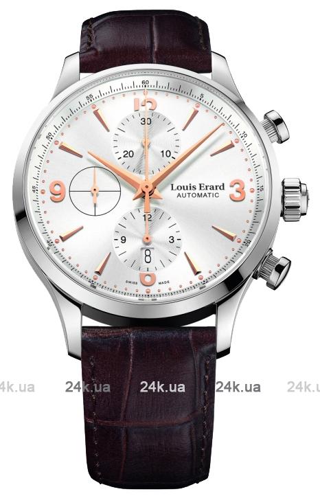 Наручные часы Louis Erard 1931 Chronograph Automatic 78225 AA11.BDC21