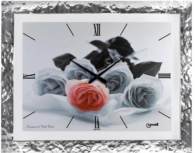 Часы Lowell Картины-часы 11712