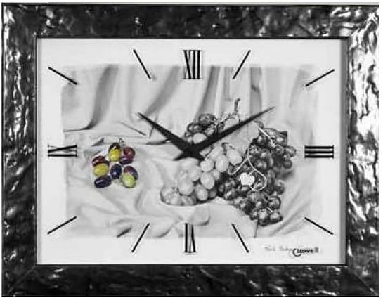Часы Lowell Картины-часы 11726