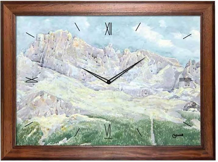 Часы Lowell Картины-часы 12104