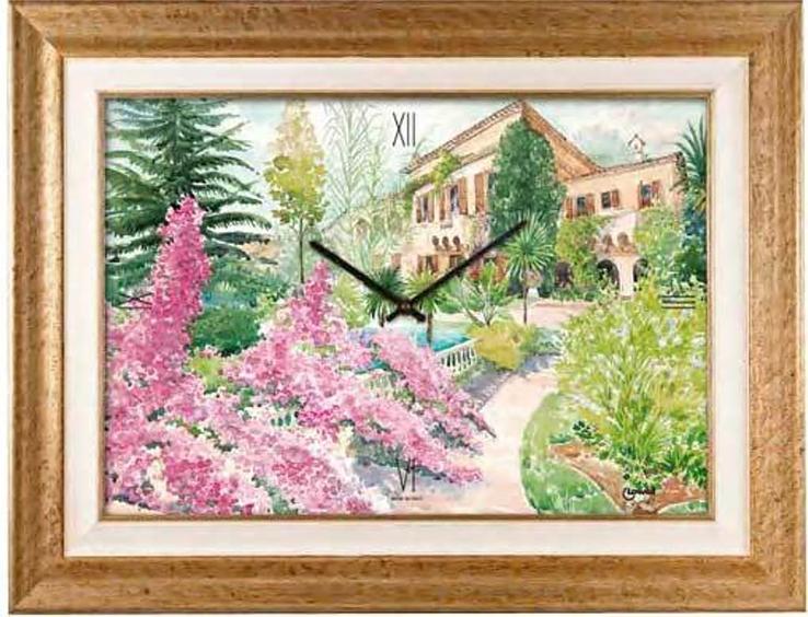 Часы Lowell Картины-часы 12110