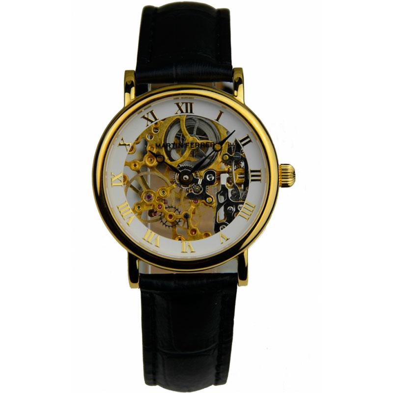Наручные часы Martin Ferrer Mechanical 131 13130B/G
