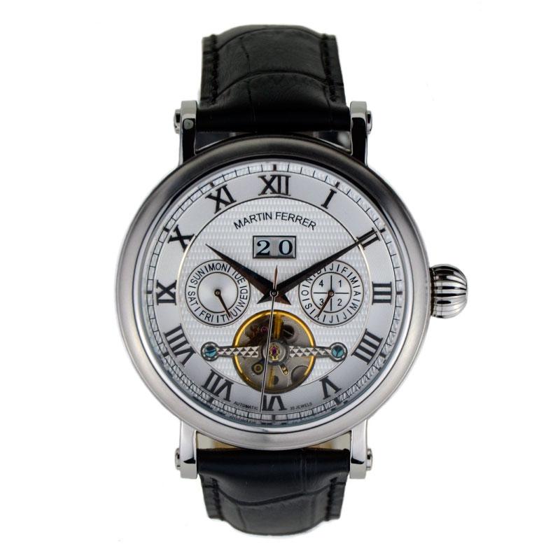 Наручные часы Martin Ferrer Automatic 131 13160B/S