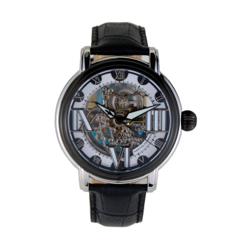 Наручные часы Martin Ferrer Automatic 131 13170B/Black ring