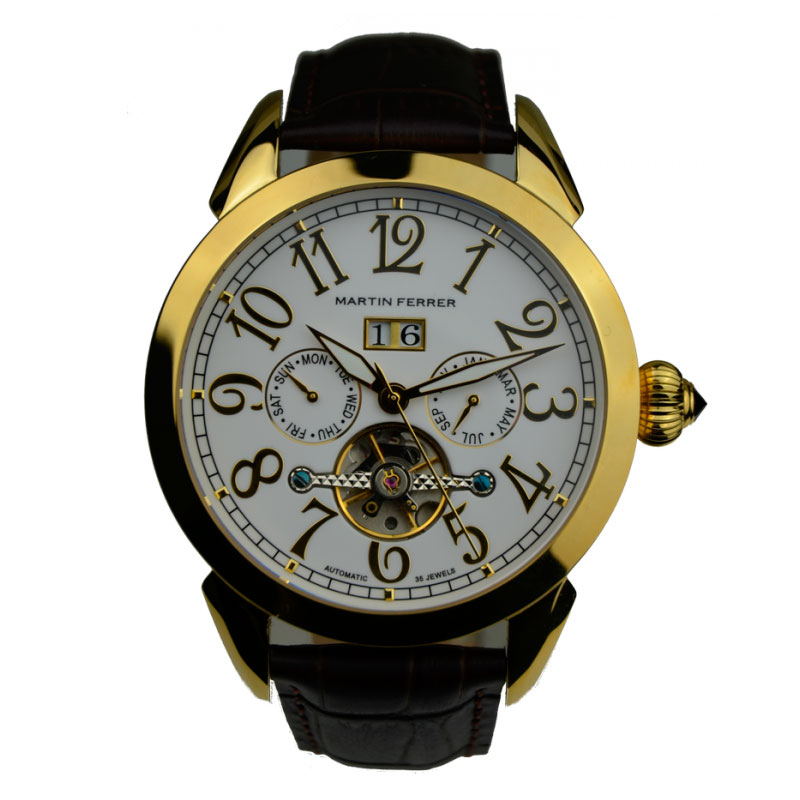 Наручные часы Martin Ferrer Automatic 131 13191A/G (кор.рем)