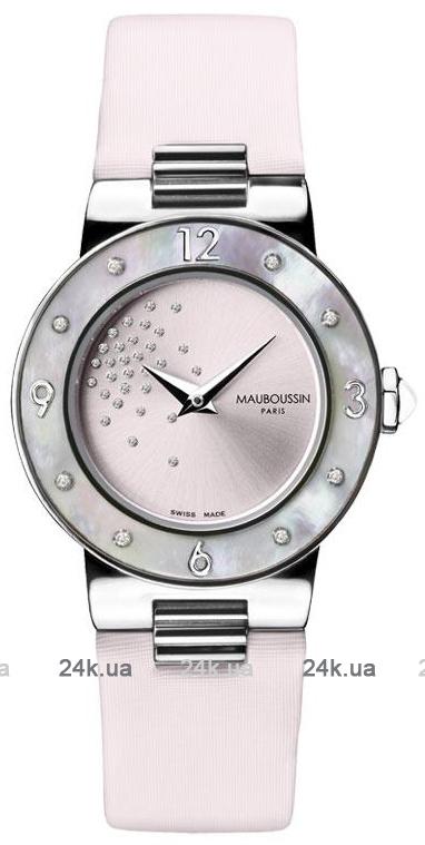 Наручные часы Mauboussin Amour Viens Voir Si La Rose 9112100-100