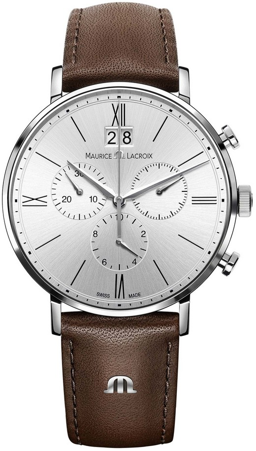 Наручные часы Maurice Lacroix Eliros Chronograph EL1088-SS001-111-2