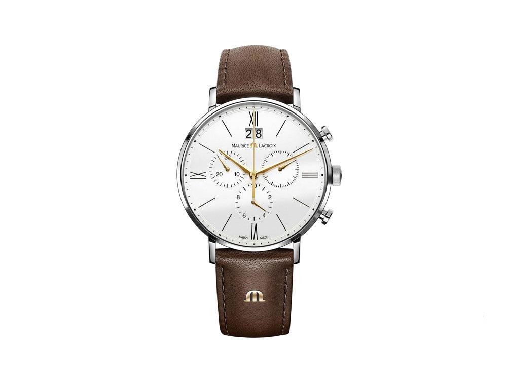Наручные часы Maurice Lacroix Eliros Chronograph EL1088-SS001-112-1