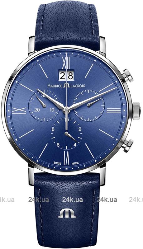 Наручные часы Maurice Lacroix Eliros Chronograph EL1088-SS001-410-1