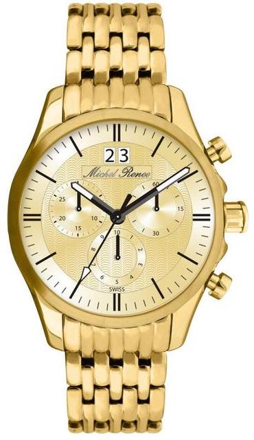 Наручные часы Michel Renee Chronographe 277 277G330S
