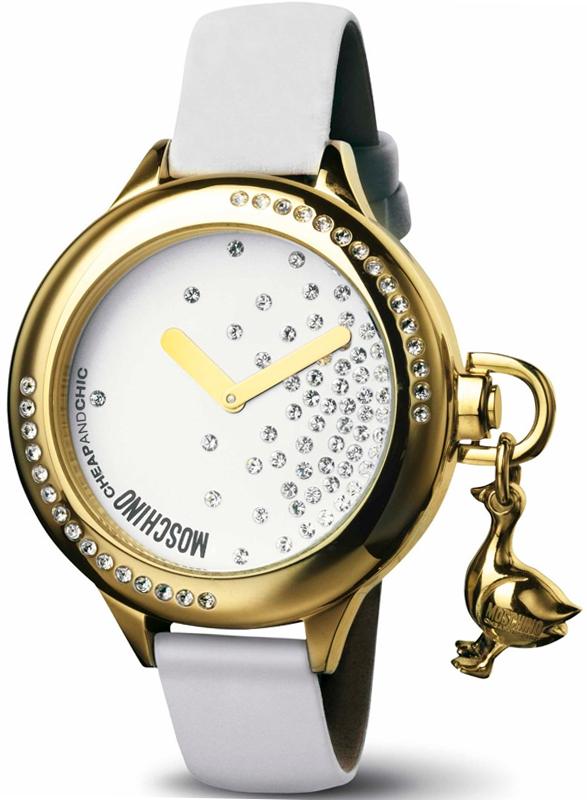 Наручные часы Moschino Let's Quack the Duck MW0044