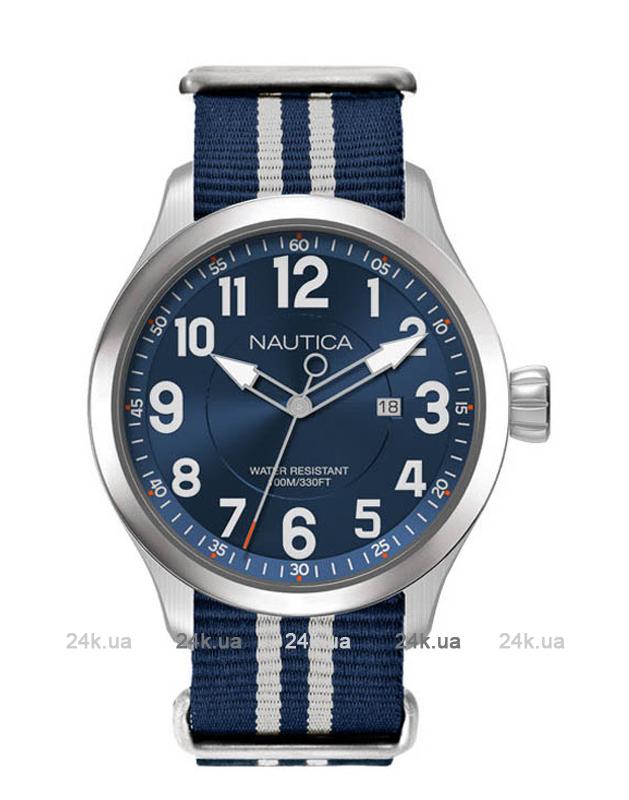 Наручные часы Nautica NCC 01 Date NAI11509G
