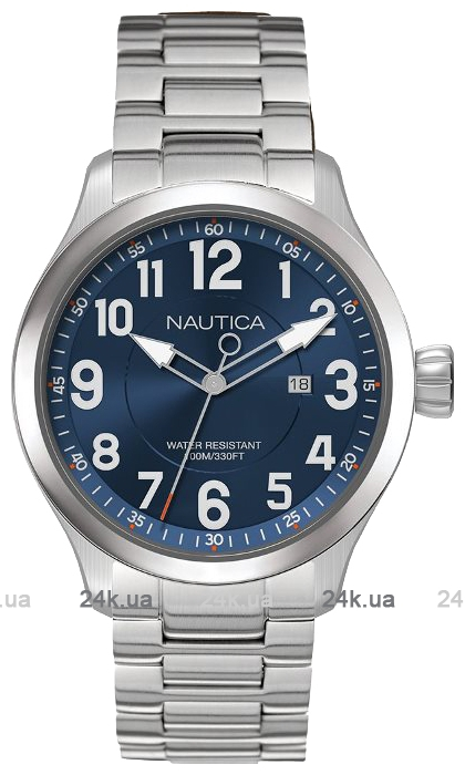 Наручные часы Nautica NCC 01 Date NAI12524G
