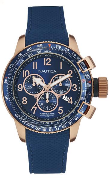 Наручные часы Nautica BFC Chrono Nai28500g