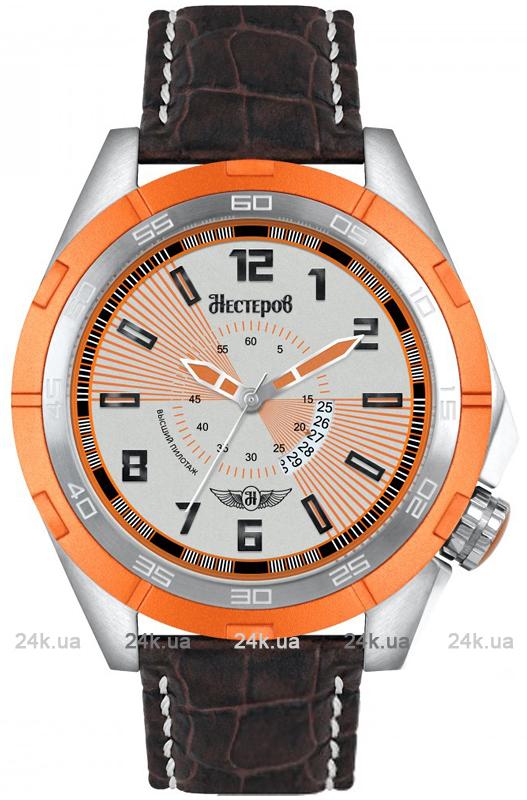 Наручные часы Нестеров Четырехплан Савельева H098002-15KOR