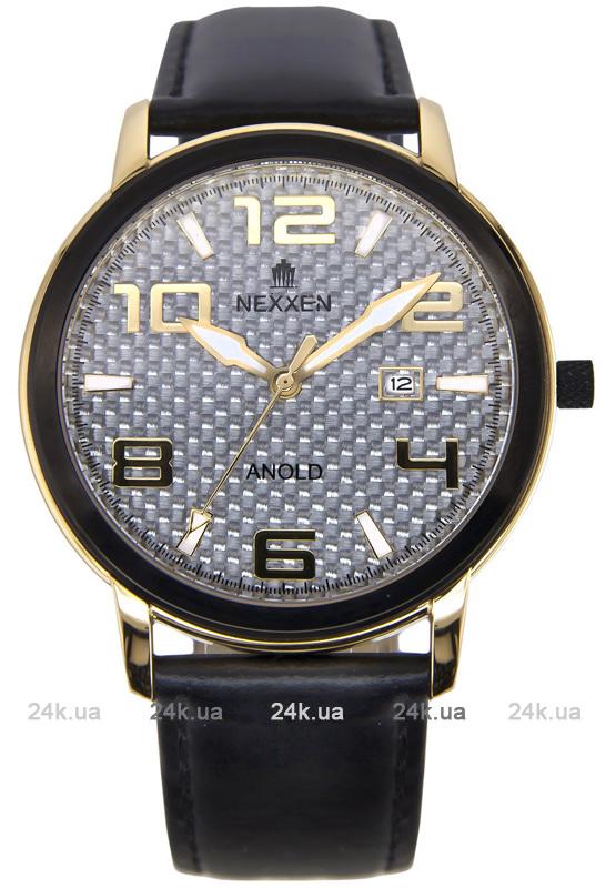 Наручные часы Nexxen Anold 12803 NE12803M GP/BLK/WHT/BLK