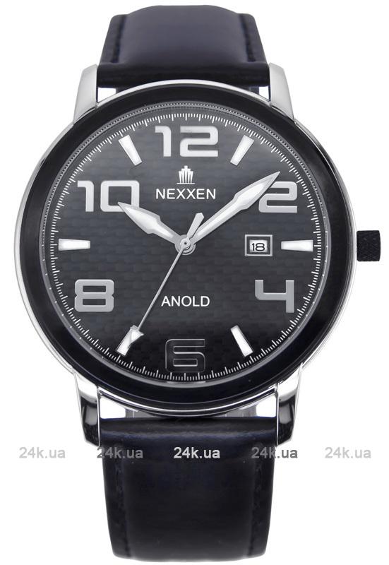 Наручные часы Nexxen Anold 12803 NE12803M PNP/BLK/BLK/BLK