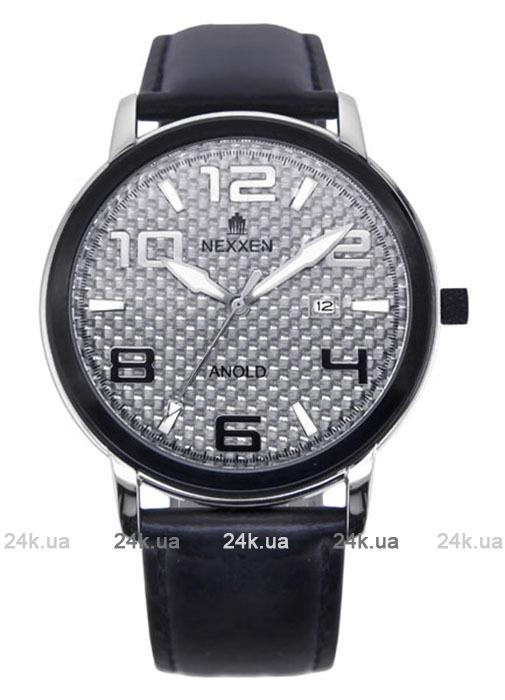 Наручные часы Nexxen Anold 12803 NE12803M PNP/BLK/SIL/BLK