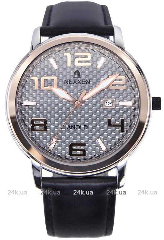 Наручные часы Nexxen Anold 12803 NE12803M PNP/RG/WHT/BLK