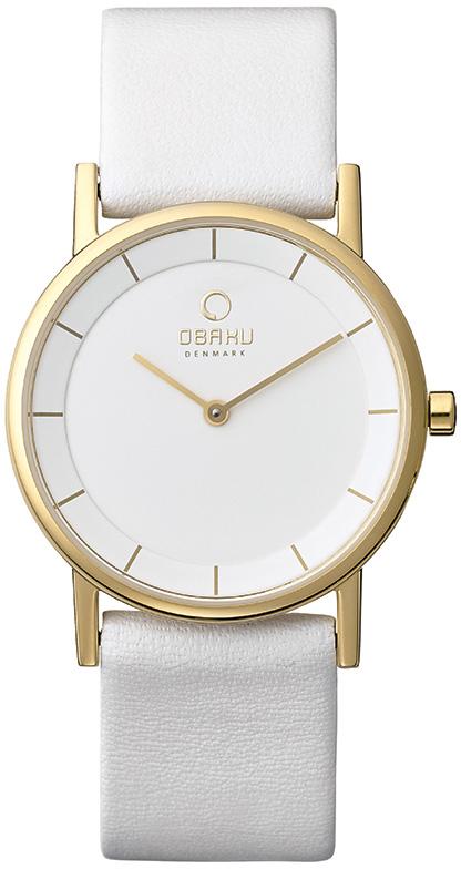 Наручные часы Obaku Banke Lille V143LXGWRW