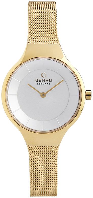 Наручные часы Obaku Ekko V166LXGIMG