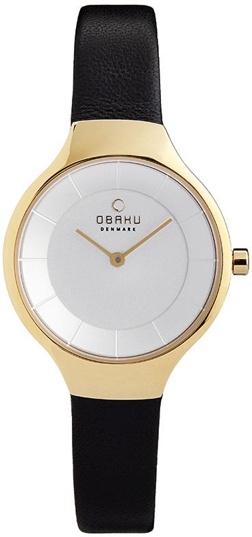 Наручные часы Obaku Ekko V166LXGIRB