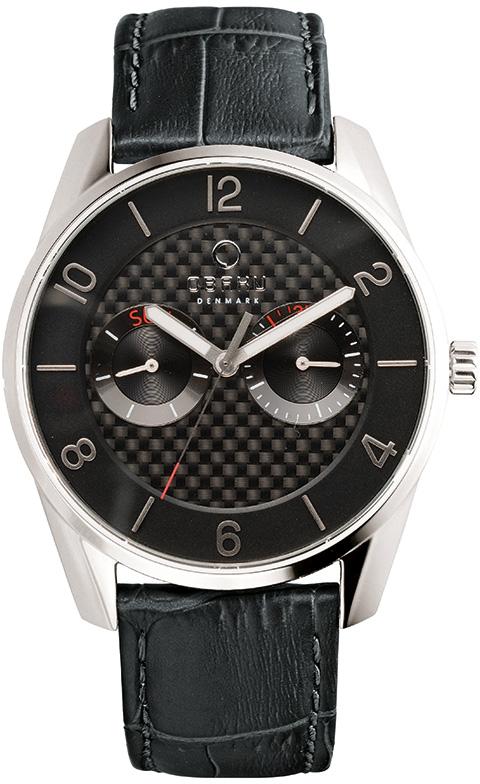 Наручные часы Obaku Flint V171GMCBRB