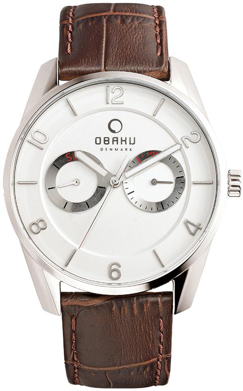 Наручные часы Obaku Flint V171GMCIRN