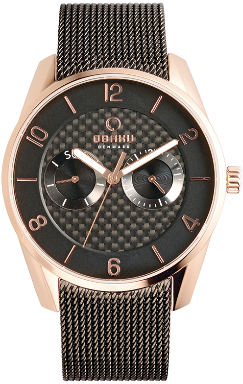 Наручные часы Obaku Flint V171GMVBMB