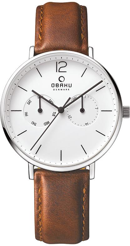 Наручные часы Obaku Flod V182GMCWRN