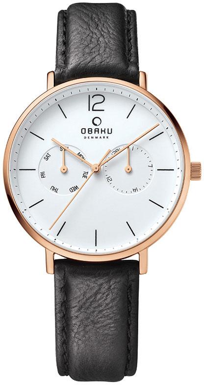 Наручные часы Obaku Flod V182GMVWRB