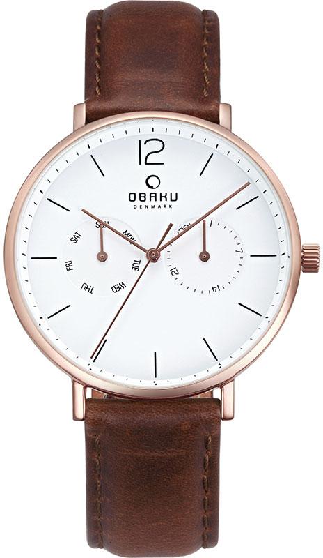 Наручные часы Obaku Flod V182GMVWRN