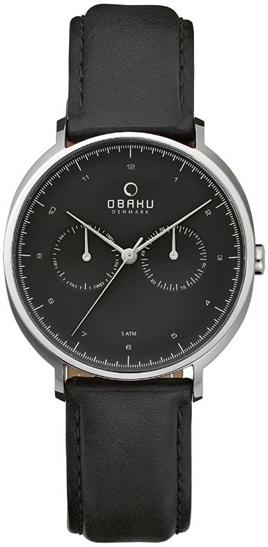 Наручные часы Obaku Ahorn V193GMCBRB