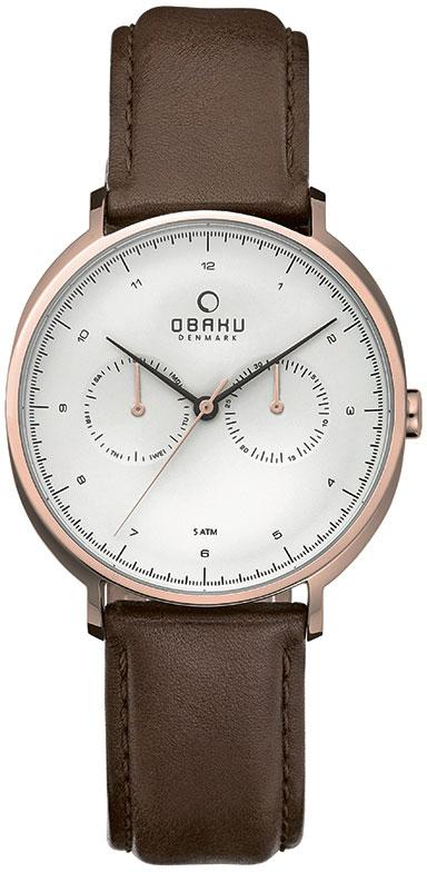 Наручные часы Obaku Ahorn V193GMVIRN