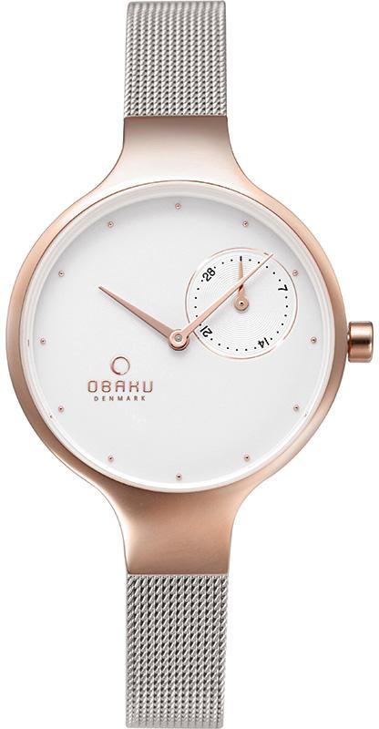 Наручные часы Obaku Eng V201LDVWMC