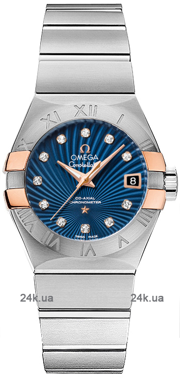 Наручные часы Omega Constellation Omega Co-Axial 123.20.27.20.53.002
