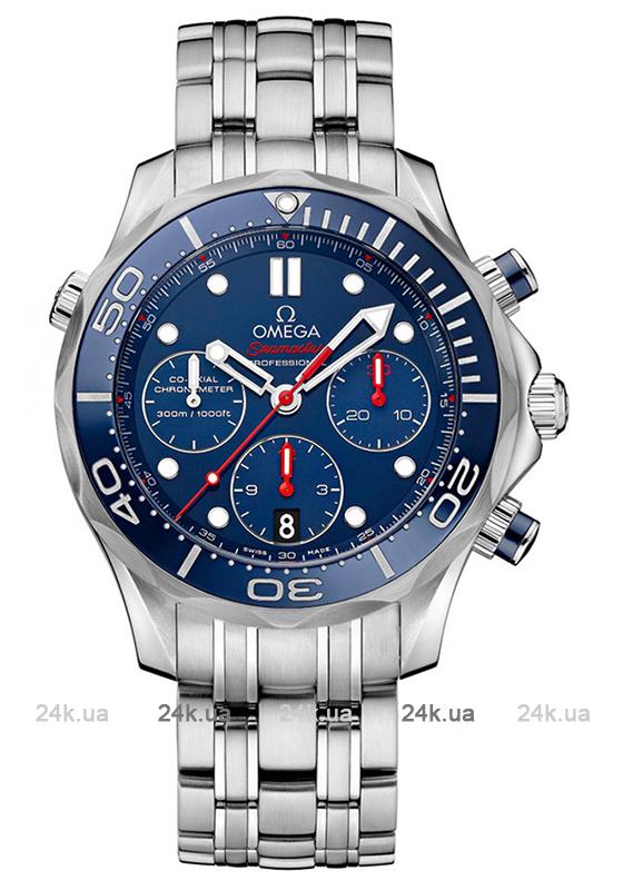 Наручные часы Omega Seamaster 300 M Chrono Diver 212.30.44.50.03.001
