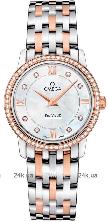 Наручные часы Omega De Ville Prestige Quartz 424.25.27.60.55.002
