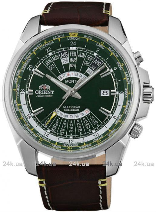 Наручные часы Orient Wide Calendar FEU0B-SEU0B FEU0B003FH