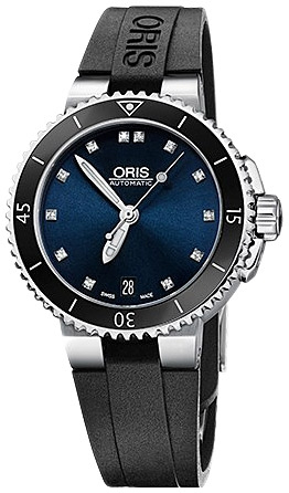 Наручные часы Oris Aquis Date Diamonds 733.7652.4195RS
