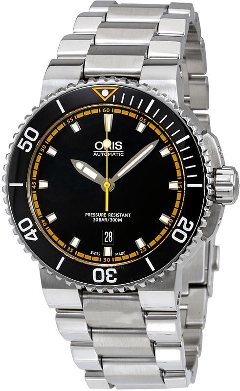 Наручные часы Oris Aquis Date 733.7653.4127MB