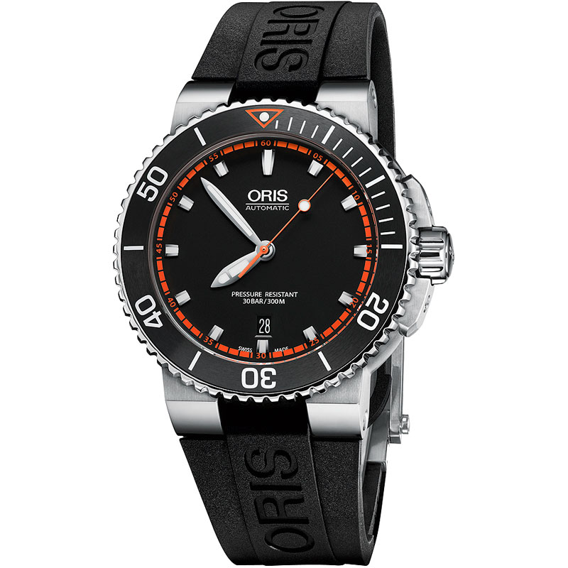 Наручные часы Oris Aquis Date 733.7653.4128RS 4.26.34EB