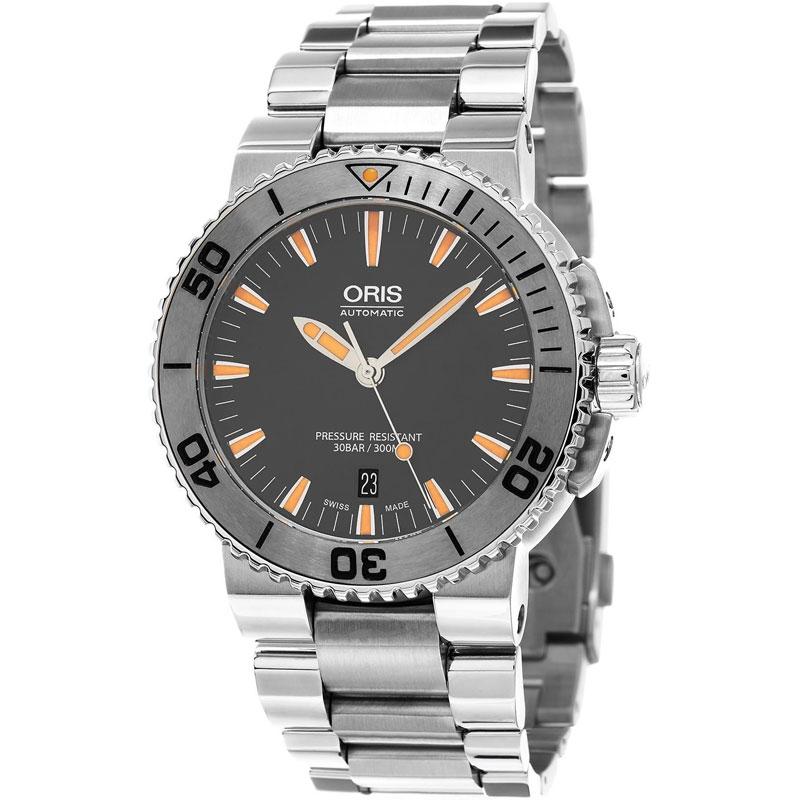 Наручные часы Oris Aquis Date 733.7653.4158MB