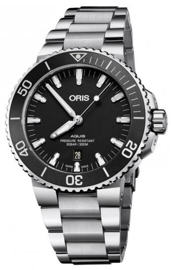 Наручные часы Oris Aquis Date 733.7730.4154MB