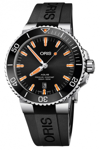 Наручные часы Oris Aquis Date 733.7730.4159RS