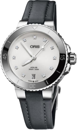 Наручные часы Oris Aquis Date Diamonds 733.7731.4191TS