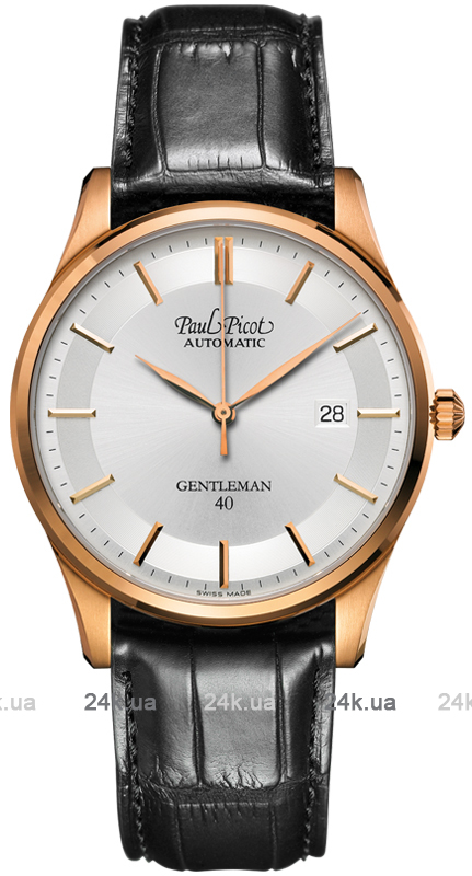 Наручные часы Paul Picot Classic Gold 40 P0208.84.7604L002