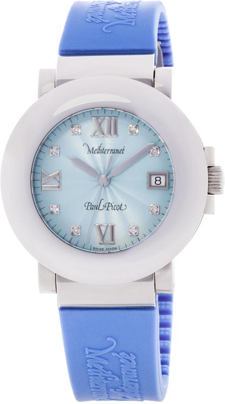 Наручные часы Paul Picot Mediteranee 40 mm P4106.20.2D2CM011