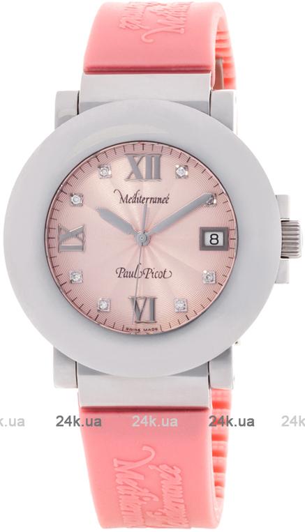 Наручные часы Paul Picot Mediteranee 40 mm P4106.20.5D1CM043